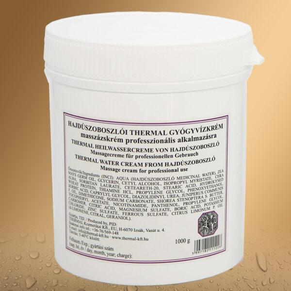 Hajdúszoboszlói gyógyvízkrém